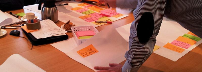 Thales nieuwbouw project. Brainstorm